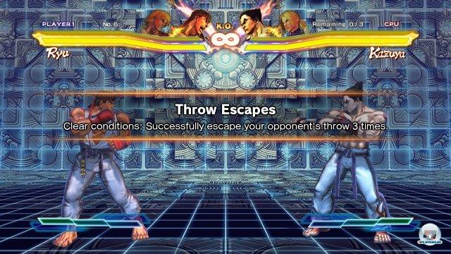 Screenshot - Street Fighter X Tekken (360) 2309462