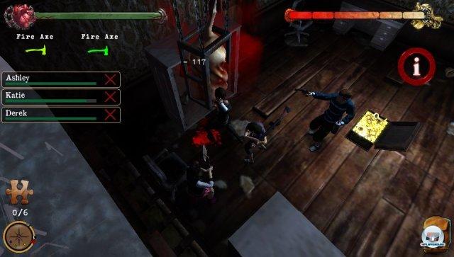 Screenshot - Silent Hill: Book of Memories (PS_Vita) 2375292