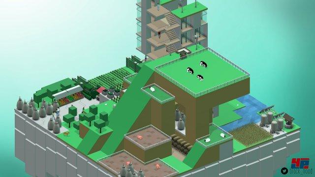 Screenshot - Block'hood (PC)
