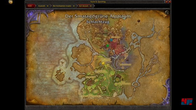 Screenshot - World of WarCraft: Legion (Mac) 92530814