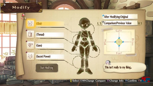 Screenshot - Atelier Sophie: The Alchemist of the Mysterious Book (PS4) 92527351