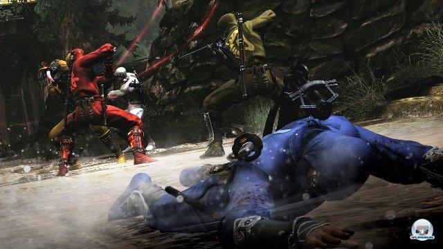 Screenshot - Ninja Gaiden 3 (PlayStation3) 2297652