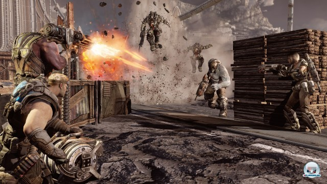 Screenshot - Gears of War 3 (360) 2244557