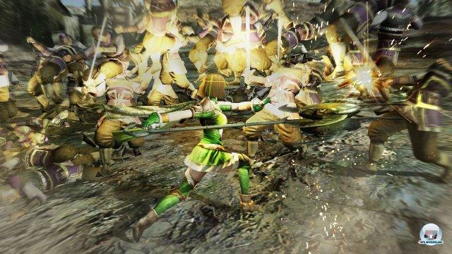 Screenshot - Dynasty Warriors 8 (PlayStation3) 92433652