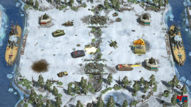 Screenshot - Battle Islands: Commanders (PC)