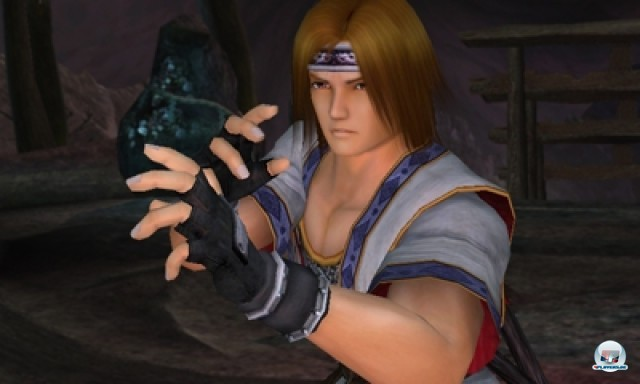 Screenshot - Dead or Alive: Dimensions (NDS) 2224169