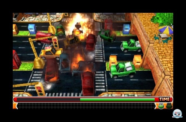 Screenshot - Frogger 3D (3DS) 2252657