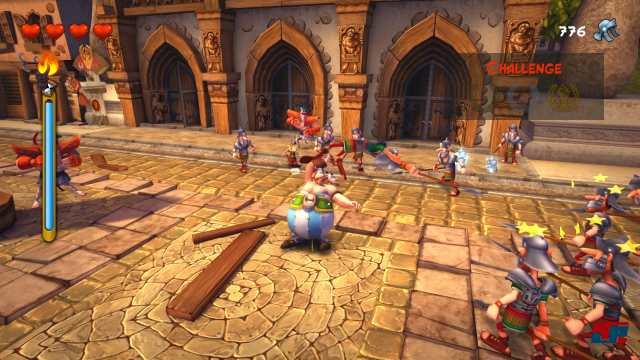 Screenshot - Asterix & Obelix XXL 2: Mission Las Vegum (PS4)