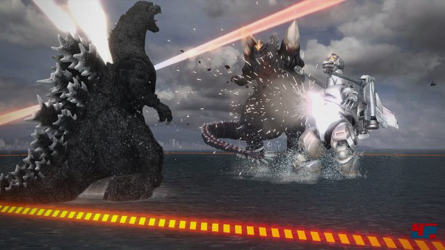 Screenshot - Godzilla (PlayStation3)