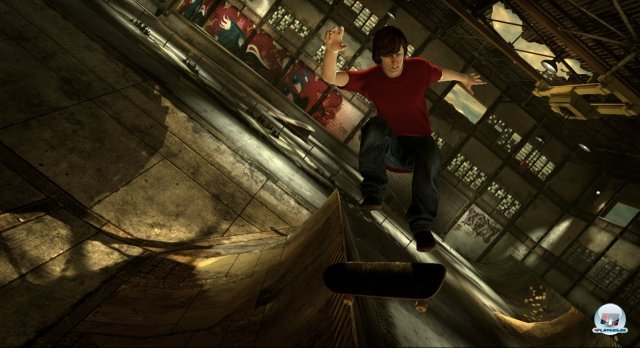 Screenshot - Tony Hawk's Pro Skater HD (360) 2310607