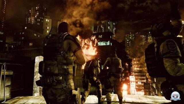 Screenshot - Resident Evil 6 (360) 92415717