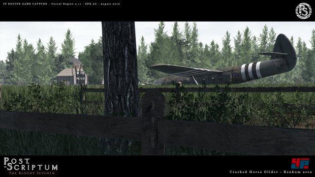 Screenshot - Post Scriptum: The Bloody Seventh (PC)