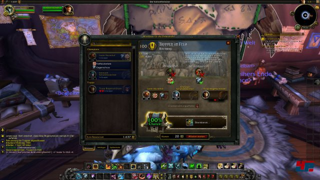 Screenshot - World of WarCraft: Legion (Mac) 92530796