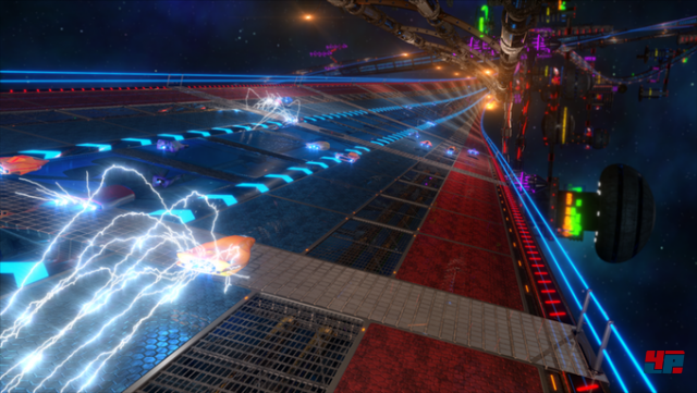 Screenshot - Extreme Gravity Rage (PC)