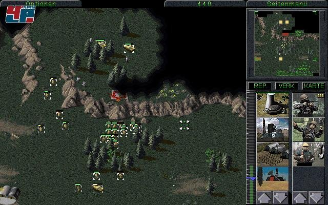 Screenshot - Command & Conquer: Die ersten 10 Jahre (PC)
