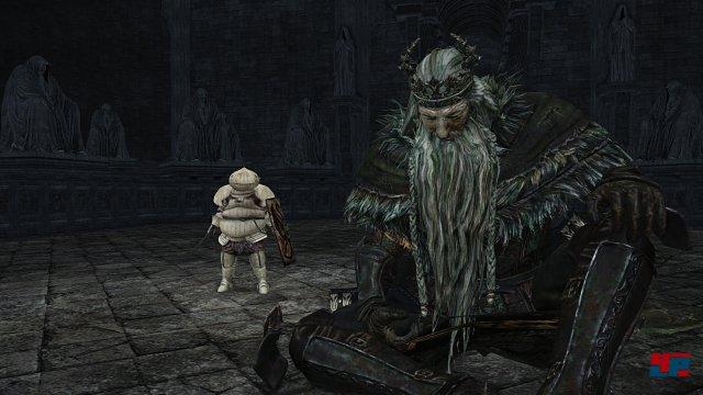 Crown of the Old Iron King ist das zweite der drei Zusatzkapitel zu Dark Souls 2.