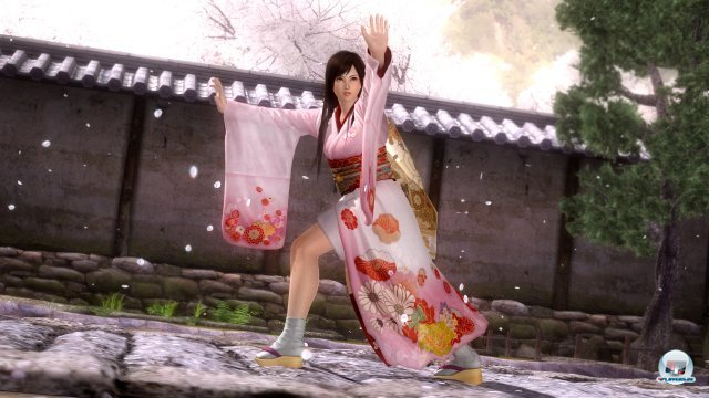 Screenshot - Dead or Alive 5 (PlayStation3) 2361692