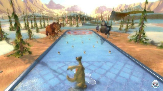 Screenshot - Ice Age: Voll verschoben - Die arktischen Spiele (360)