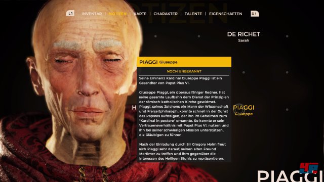 Screenshot - The Council (PS4) 92578915
