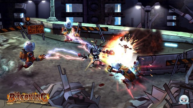 Screenshot - The Baconing (PC) 2235102