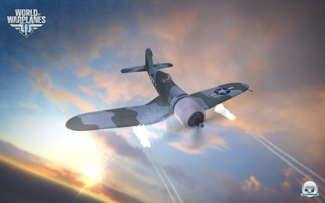 Screenshot - World of Warplanes (PC) 2370402