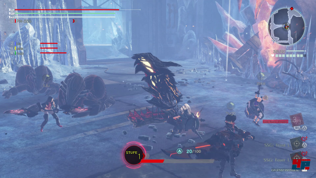 Screenshot - God Eater 3 (PS4) 92582125