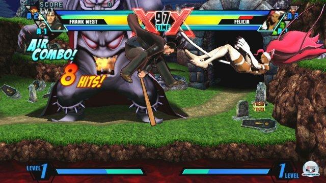 Screenshot - Ultimate Marvel vs. Capcom 3 (PS_Vita) 2316947