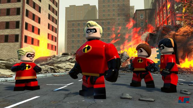 Screenshot - Lego Die Unglaublichen (PC)