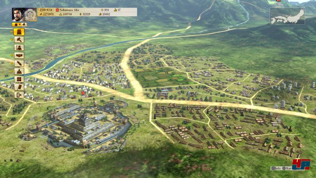 Screenshot - Nobunaga's Ambition: Sphere of Influence - Ascension (PC) 92534431