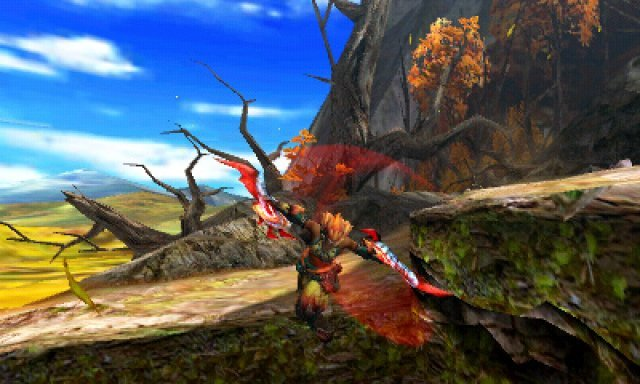 Screenshot - Monster Hunter 4 (3DS) 92399107