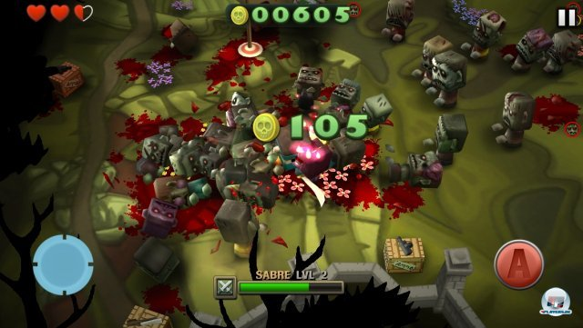 Screenshot - Minigore 2: Zombies (iPhone) 92431477