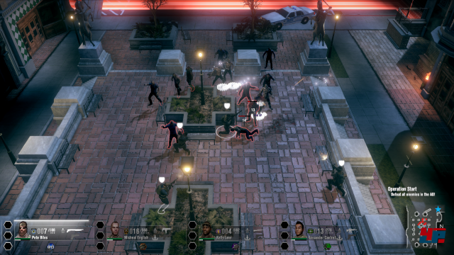 Screenshot - Breach & Clear: Deadline (Linux)