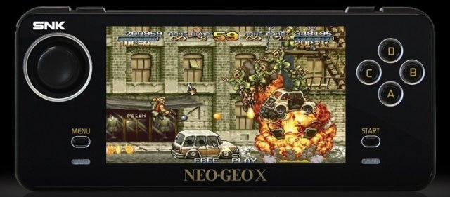 Screenshot - Neo-Geo X Gold (PC)