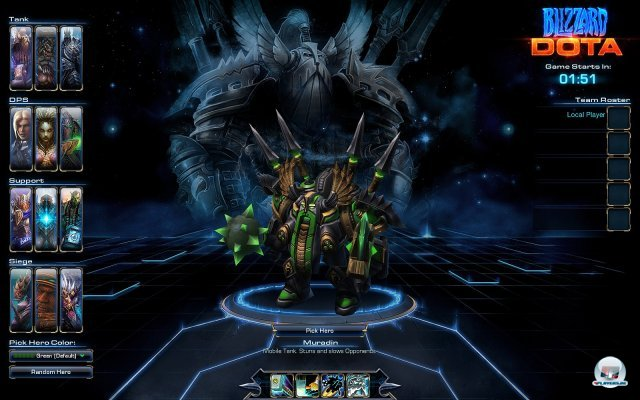 Screenshot - StarCraft II: Wings of Liberty (PC) 2280107
