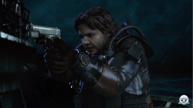 Screenshot - Resident Evil: Revelations (3DS) 2230223