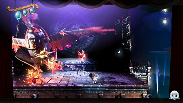 Screenshot - Puppeteer (PlayStation3)