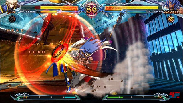 Screenshot - BlazBlue: Chronophantasma Extend (PlayStation4)