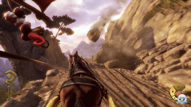 Screenshot - Fable: The Journey (360) 2228039