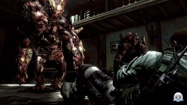 Screenshot - Resident Evil 6 (360) 92402102