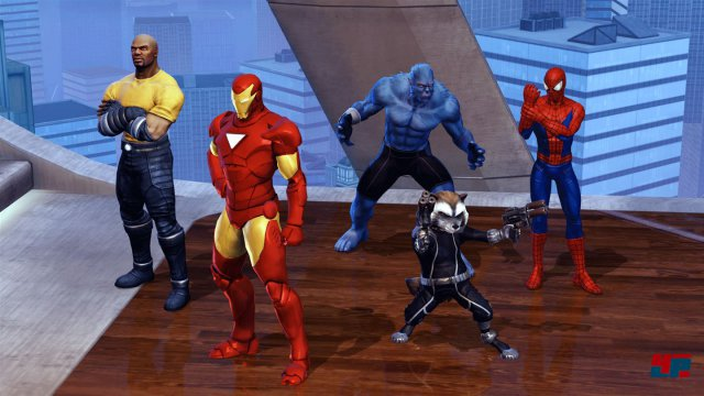Screenshot - Marvel Heroes Omega (One)