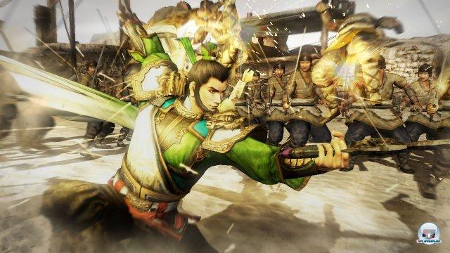 Screenshot - Dynasty Warriors 8 (PlayStation3) 92433822