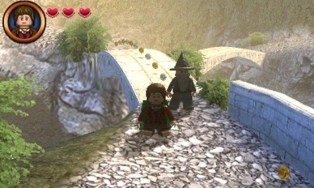 Screenshot - Lego Der Herr der Ringe (3DS) 2388167