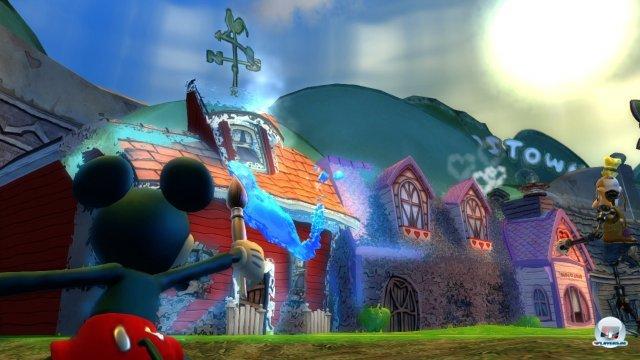 Screenshot - Disney Micky Epic - Die Macht der 2  (360) 2331642