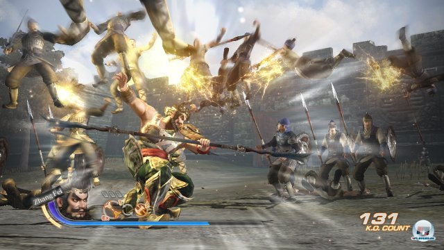 Screenshot - Dynasty Warriors 7: Xtreme Legends (PlayStation3) 2277227