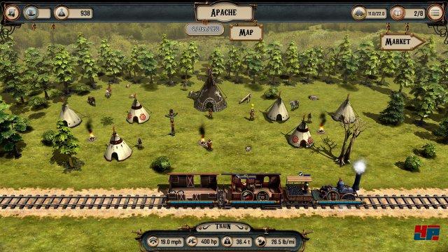 Screenshot - Bounty Train (PC)