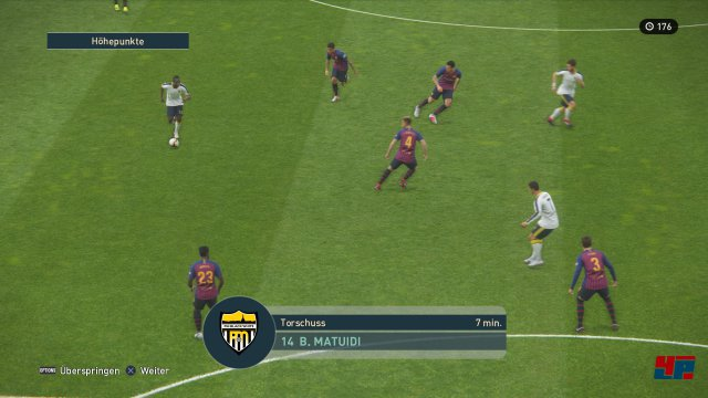 Screenshot - Pro Evolution Soccer 2019 (PC) 92573374