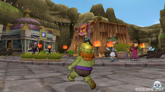 Screenshot - Dragon Quest X Online (Wii) 2287187