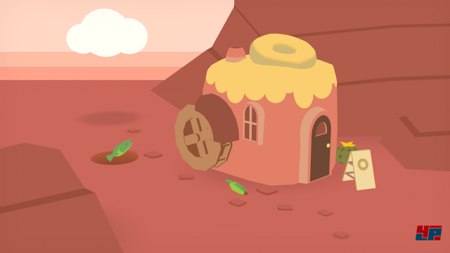 Screenshot - Donut County (PC)