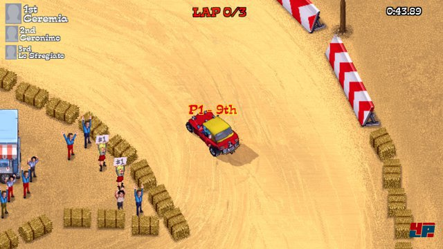 Screenshot - Bud Spencer & Terence Hill - Slaps And Beans (Linux)