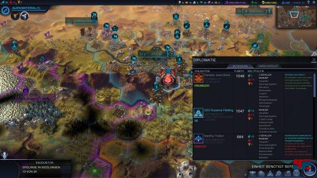 Screenshot - Civilization: Beyond Earth (PC)